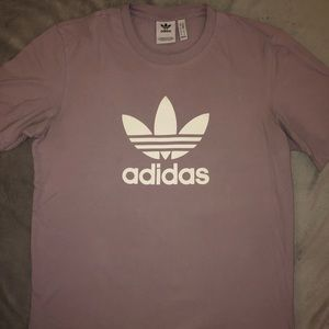 COPY - Lavender adidas t-shirt
